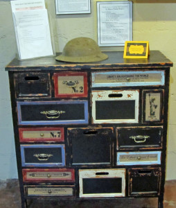 HP chest of drawers